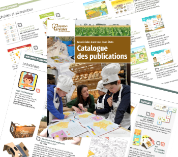 Catalogue des publications Passion Céréales